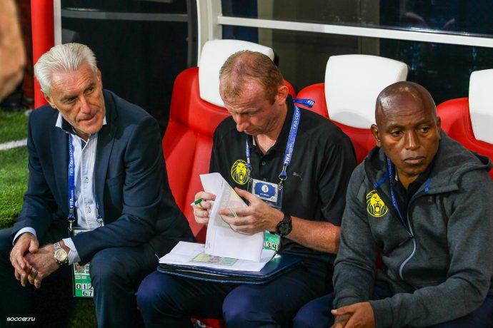 Hugo Broos quitte la sélection camerounaise