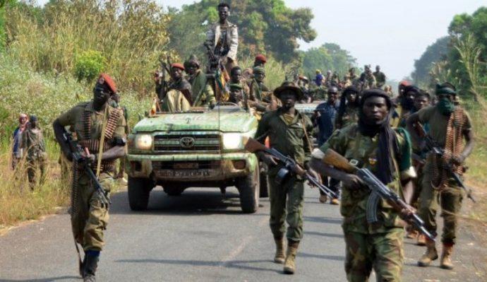Centrafrique : des affrontements entre factions rivales du FPRC font 5 morts