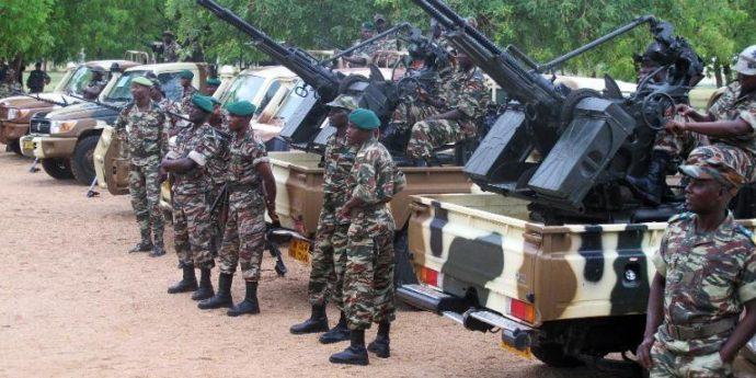 Crise anglophone : Paul Biya dépêche plus de troupes dans la Manyu