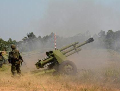 RDC : l'armée repousse une attaque des rebelles ougandais