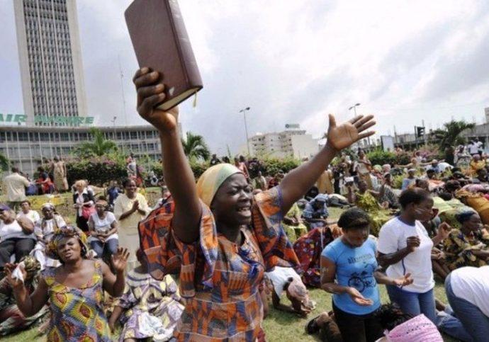 Le sang de l'Eglise contre Kabila