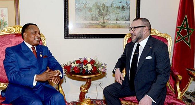 Mohamed VI se rendra au sommet de Brazzaville