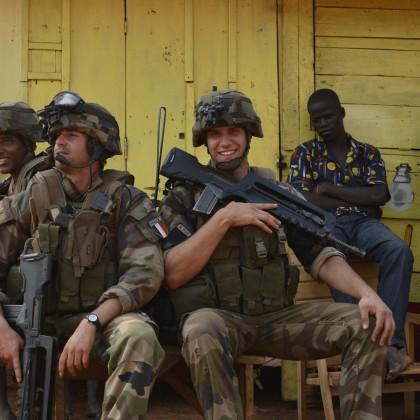 Centrafrique : désengagement progressif de Sangaris