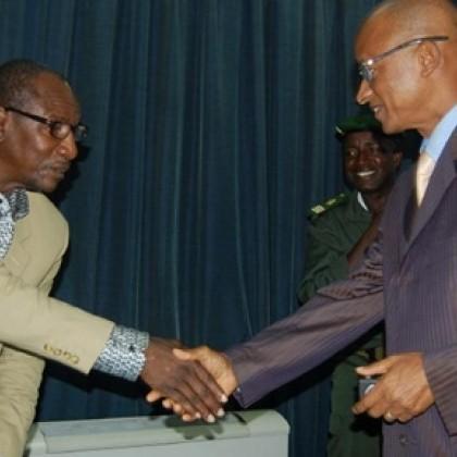 Guinée: Cellou Dalein Diallo rencontre le président Alpha Condé