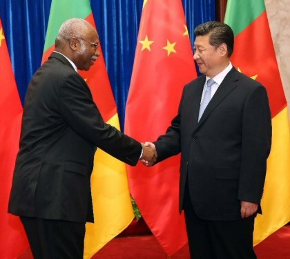 Afriland Bank Cameroun signe avec la China Developement Bank