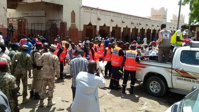 Boko Haram frappe au marché central de N'Djamena