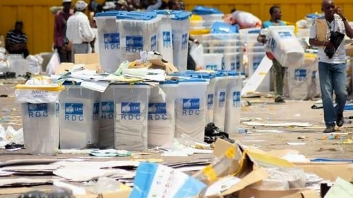 J-5 avant l'élection des gouverneurs en RDC
