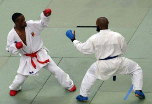 Le Taekwondo à la fête à Kinshasa