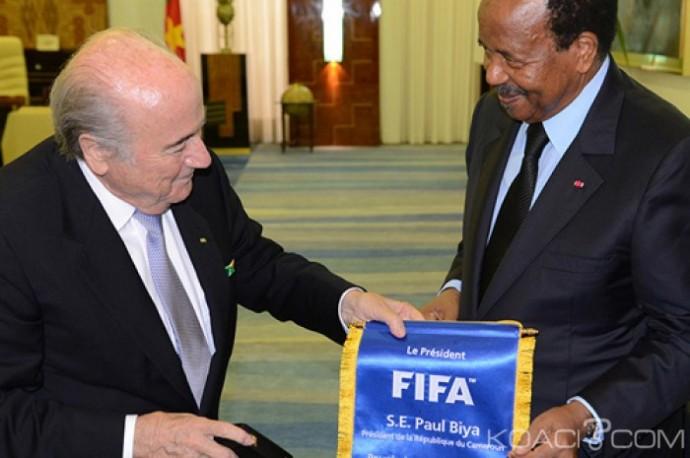 Le Cameroun dans le collimateur de la FIFA pour des soupçons d'ingérence