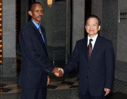 Le Rwanda et la Chine sur la même longueur d'onde commerciale