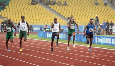 Clôture des 11e Jeux africains : le Congo en fête