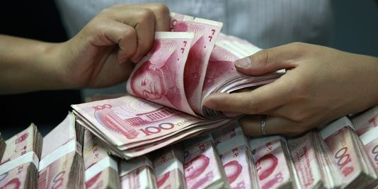 L'économie chinoise touchée : attention danger !