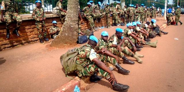 Fin de la grève des soldats camerounais