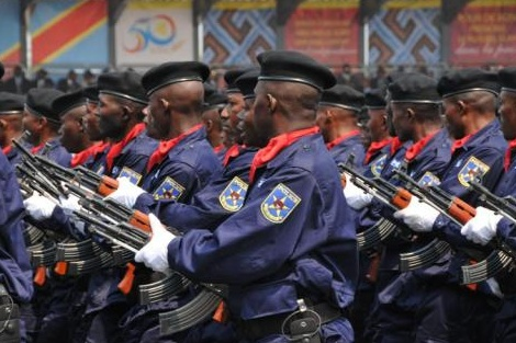 16e session du Comité des chefs de police d'Afrique Centrale au Cameroun