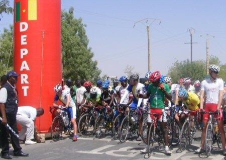 Le Cameroun fête le cyclisme