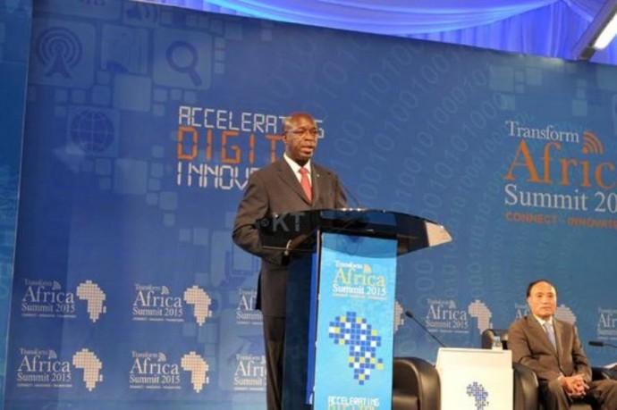 Coup d'envoi du Sommet Transform Africa 2015