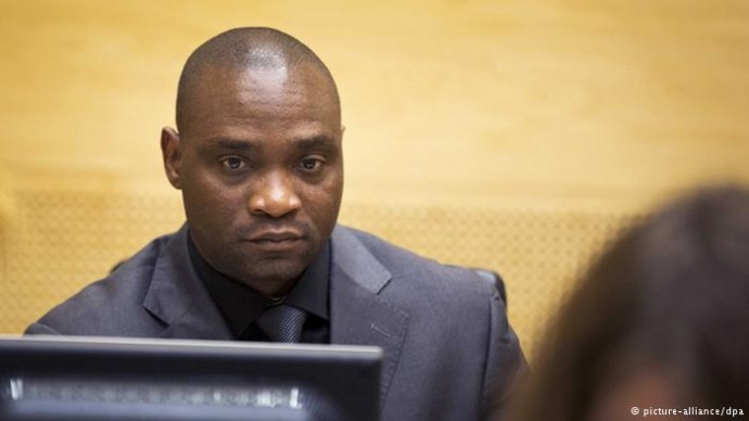 La peine du chef de milice congolais Germain Katanga réduite par la CPI