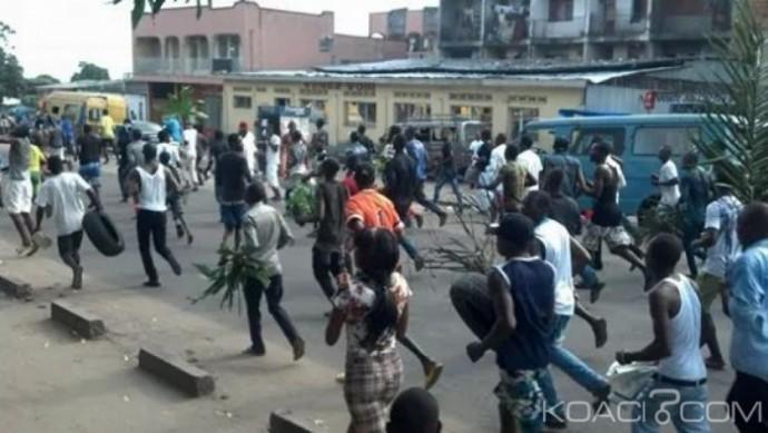 RDC : nouvelles violences lors d'une manifestation dans les rues de Kinshasa