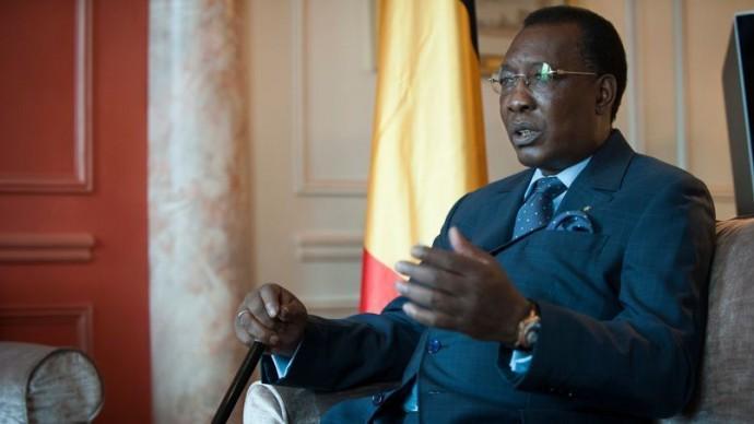 Idriss Déby Itno hospitalisé à Paris