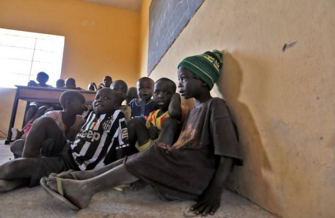 Un million d'enfants privés d'école du fait des exactions du groupe Boko Haram