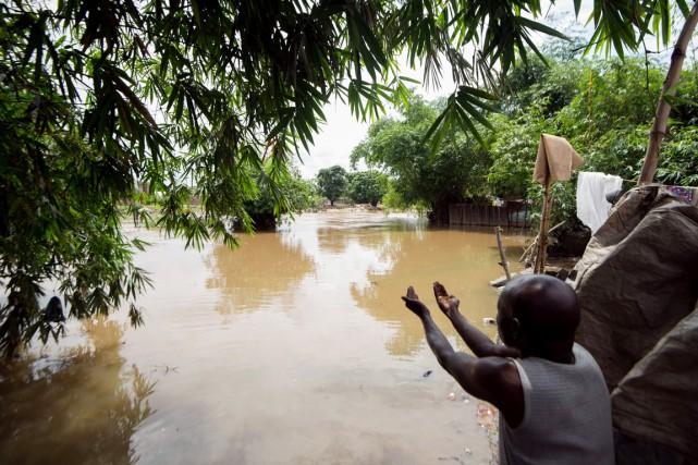 Des pluies torrentielles à Kinshasa font 31 morts en trois semaines