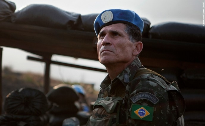 Le général Mgwebi prend la tête de la Monusco