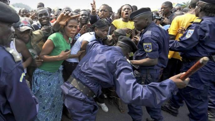 Une augmentation alarmante des atteintes aux Droits de l'homme en RDC