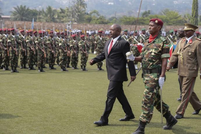 Une mission de l'UA sans le Rwanda