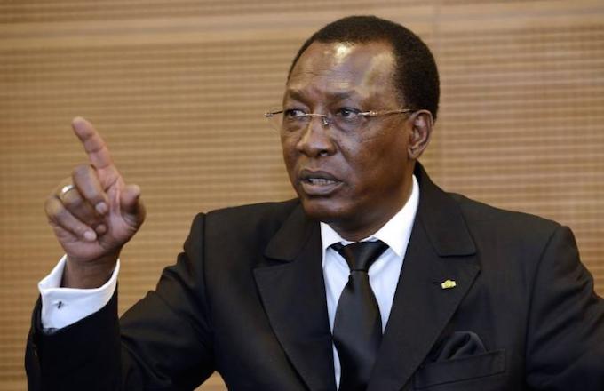 Idriss Déby Itno, nouveau président de l'UA