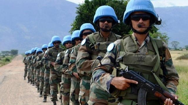 Affrontements entre casques bleus et les rebelles de l'ADF dans l'est de la RDC