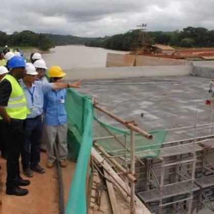 La Chine finance le barrage de Warak