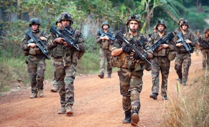 RDC : la France souhaite mettre fin à son opération Sangaris en 2016
