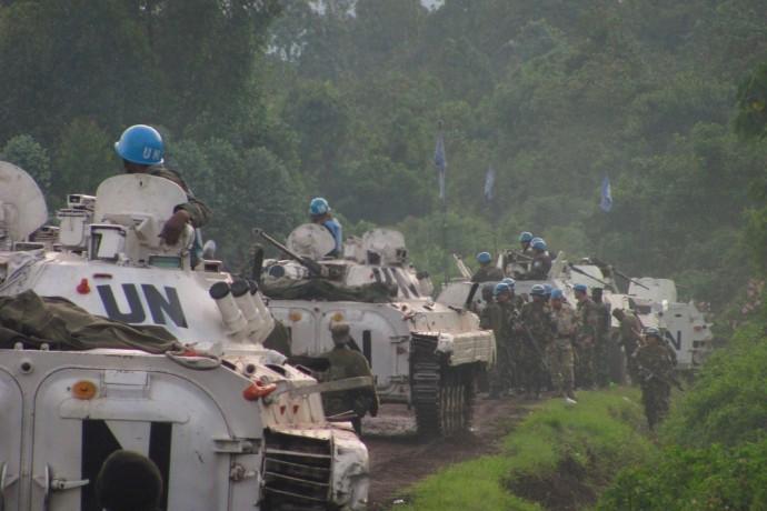 La RDC veut réduire de moitié les effectifs de la Monusco en 2016