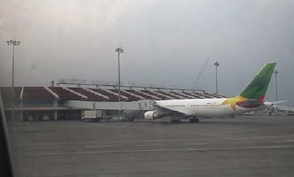 Fermeture de l'aéroport de Douala pour réfection