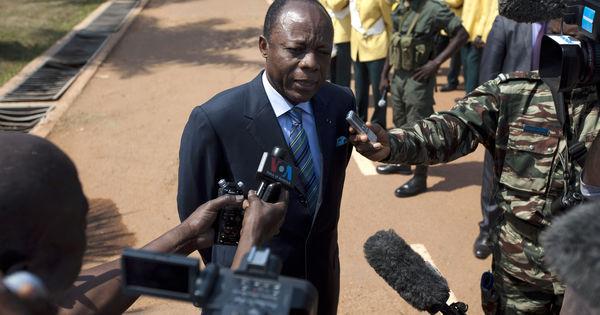 Le général Mokoko, candidat à la présidentielle demande le report de l'élection