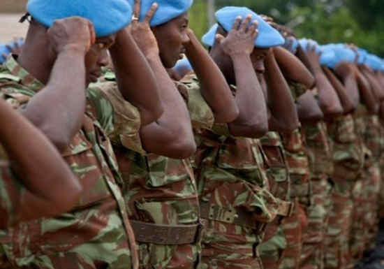 Centrafrique : démobilisation de 205 soldats camerounais