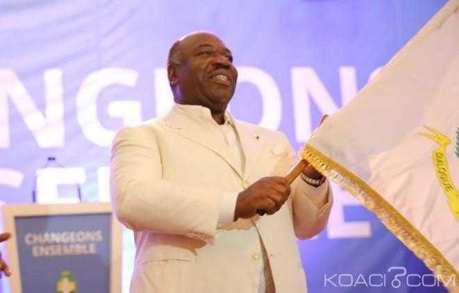 Ali Bongo investi par acclamation comme candidat officiel du PDG