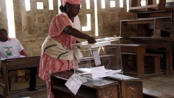 Présidentielles congolaises : un vote sans accroc