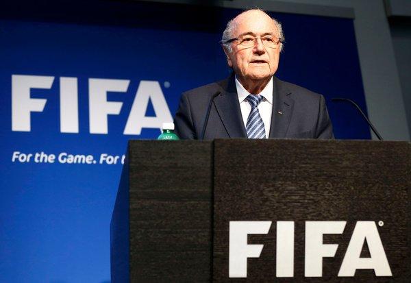 La mission secrète de Sepp Blatter