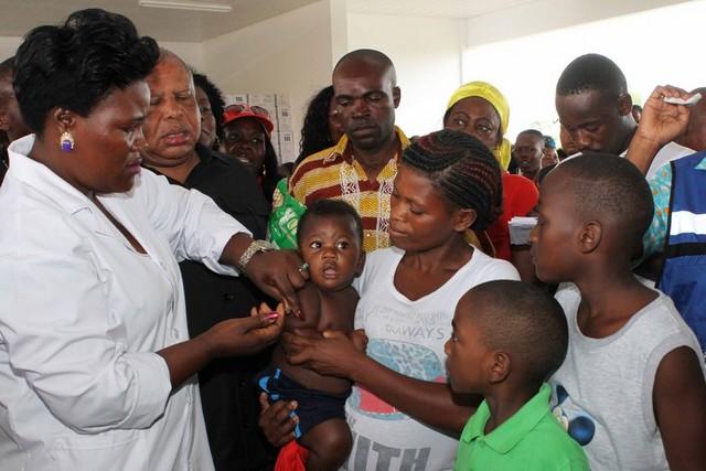 L'Angola frappé par une crise sanitaire