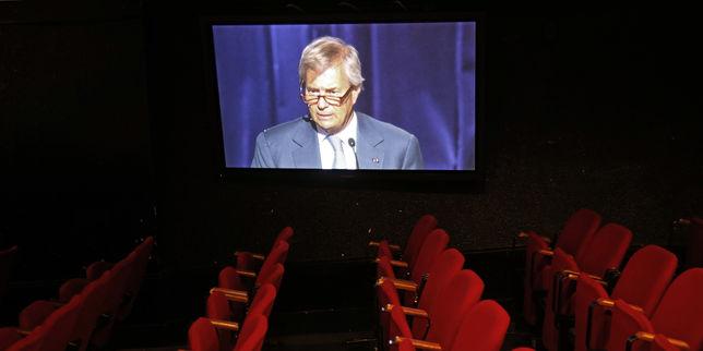Inauguration de la première salle de cinéma au Cameroun