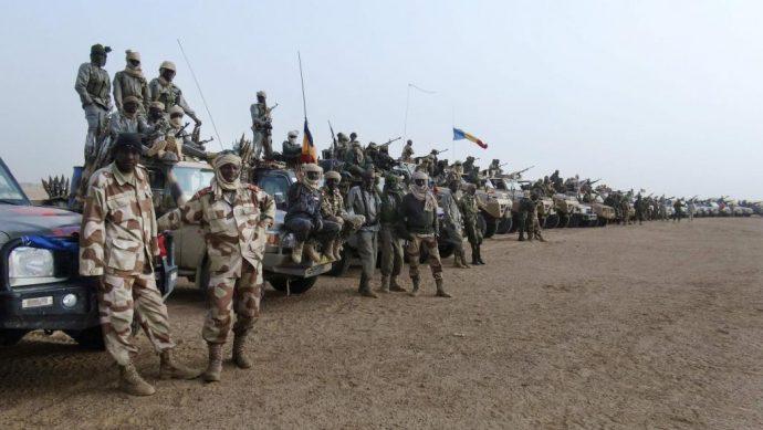 Le Tchad envoie 2 000 soldats au Niger