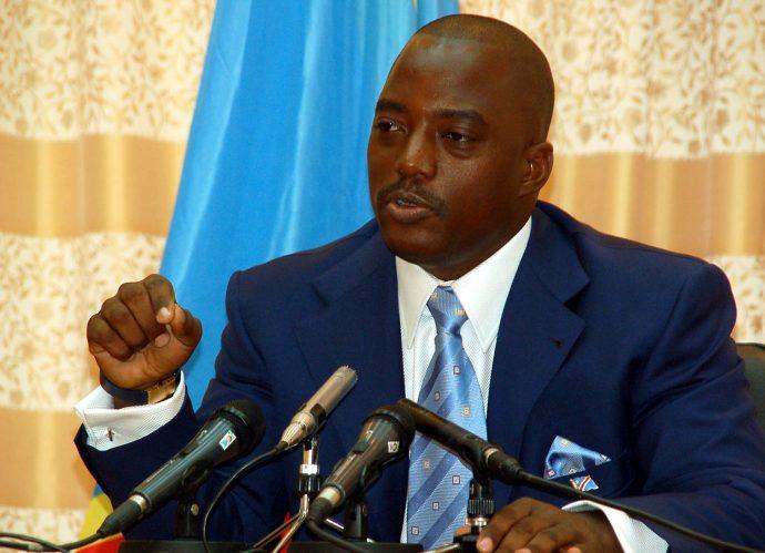 RDC : Kabila dénonce des « ingérences étrangères intempestives et illicites »