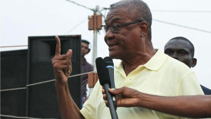 Les résultats de la présidentielle à São Tomé invalidés
