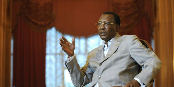 Idriss Déby Into Favorable au retour du Maroc dans l'UA