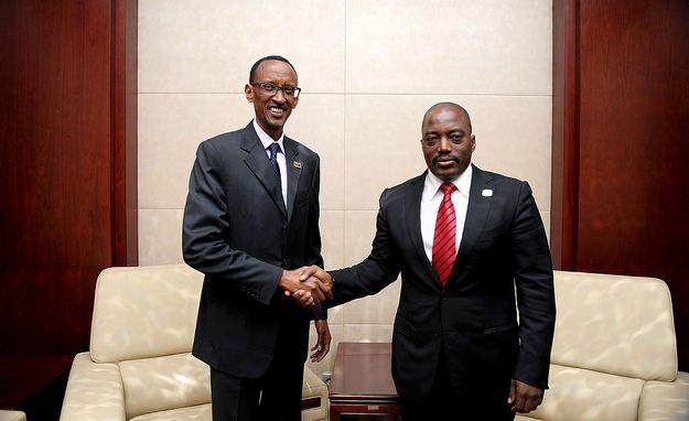Réchauffement des relations entre Kabila-Kagame