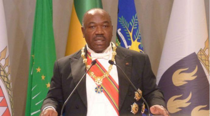 Salle presque vide pour l'investiture d'Ali Bongo Ondimba