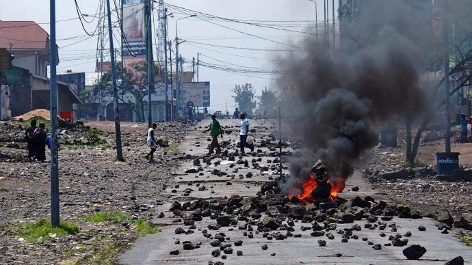 17 morts avant une manifestation anti-Kabila à Kinshasa