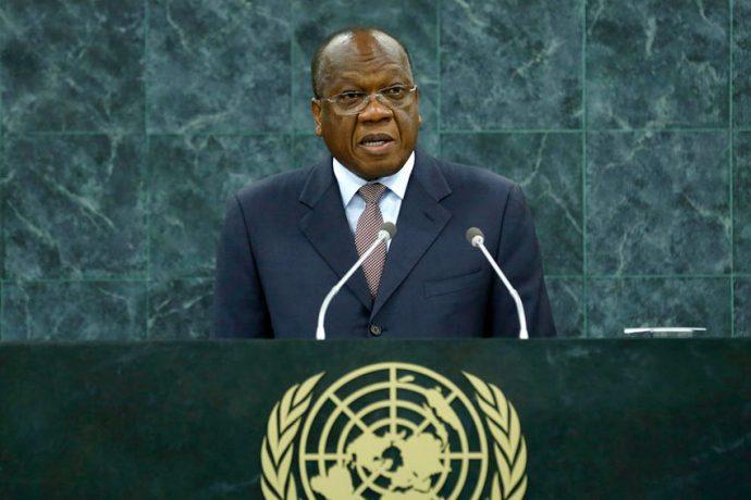 François Lonseny Fall, nouvel émissaire de l'ONU pour l'Afrique Centrale