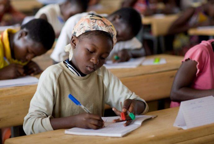 Pour Dominique Nouvian Ouattara, « l'autonomisation de la femme » se prépare dès le plus jeune âge